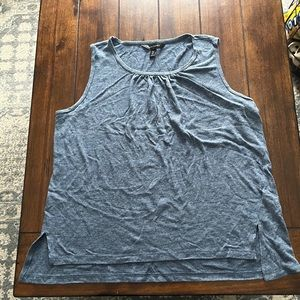 BANANA REPUBLIC || Blue Tank